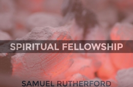 Spiritual Fellowship