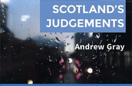 Scotland's Judgements