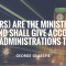 Civil Rulers Will Give Account to God