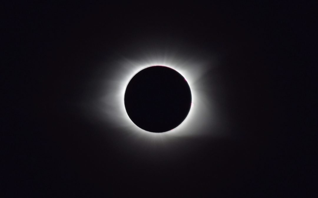 Is There a Meaning in the Total Eclipse?