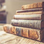 Don't Despise Old Books
