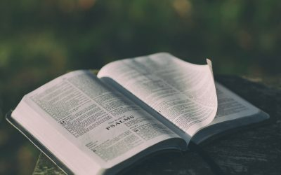 Learning to Pronounce the Psalms