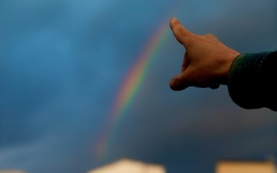Following the Rainbow Trail to its Original Meaning