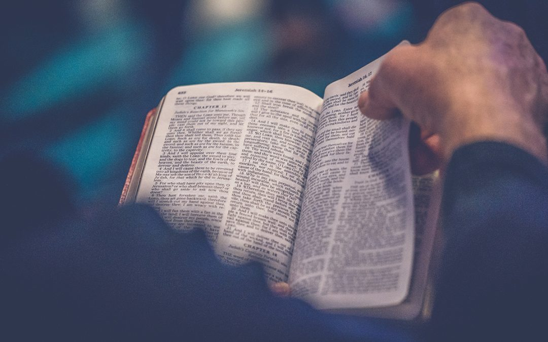 Engaging Afresh with Scripture